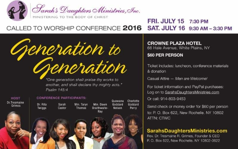 Event Called To Worship Conference July 15 16 2016 Boom